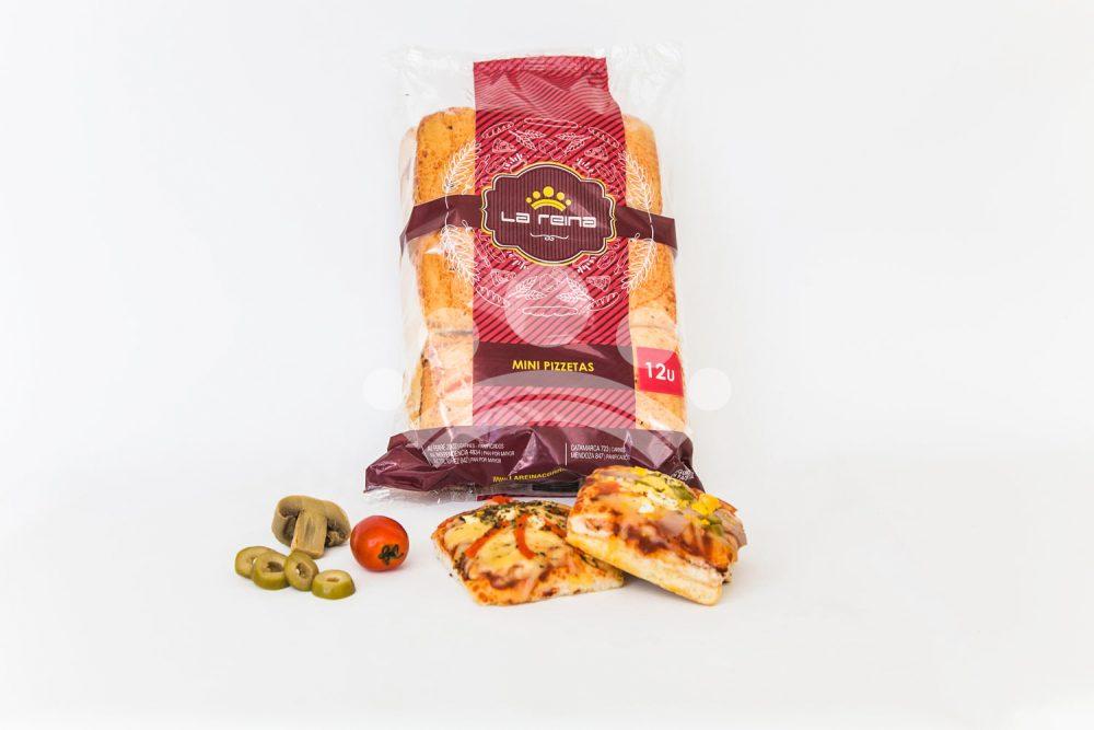 Mini Pizzeta x 12 Unidades