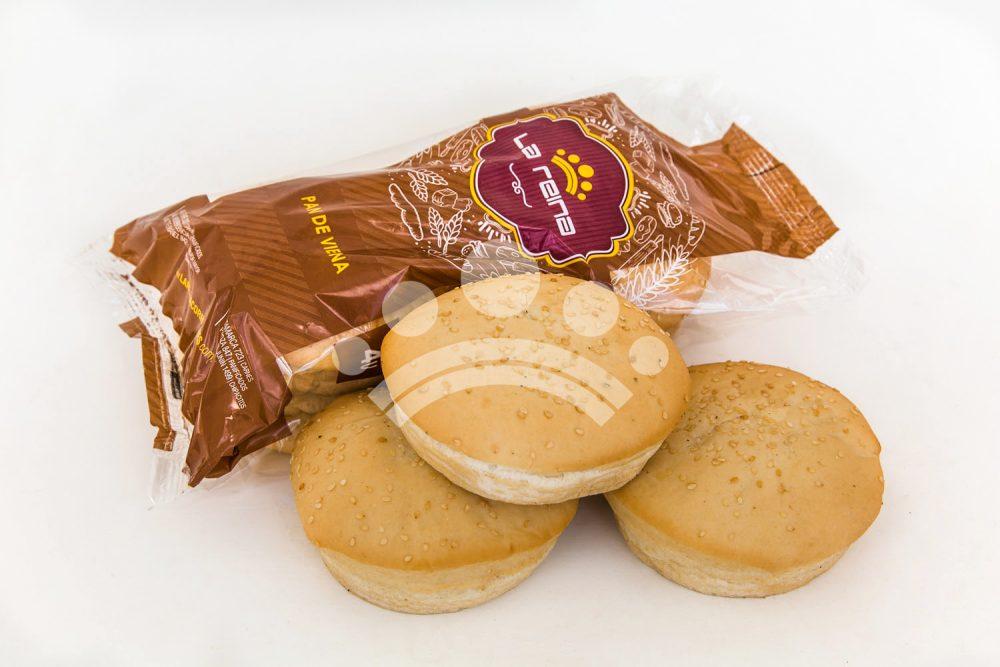 Pan de Viena x 4 Unidades